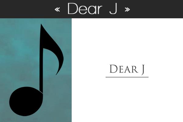 Orchestral Music «Dear J»
