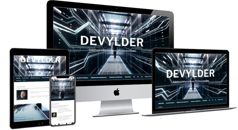 WEBSITE DEVYLDER