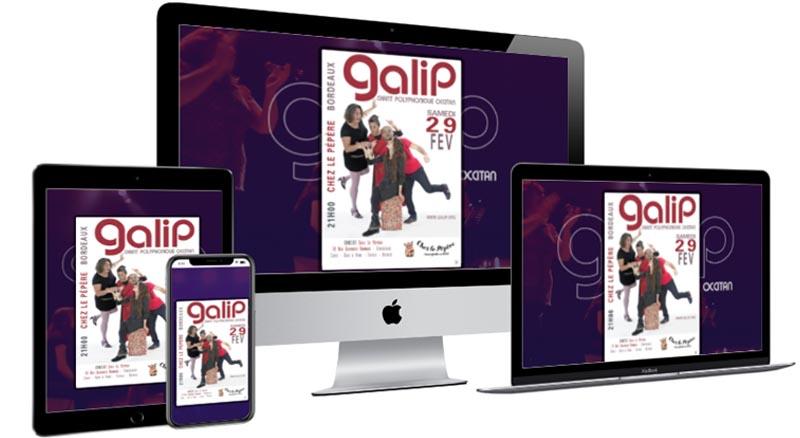 WEBSITE GALIP