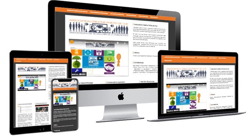 WEBSITE ASSOCIATION CREATIVE