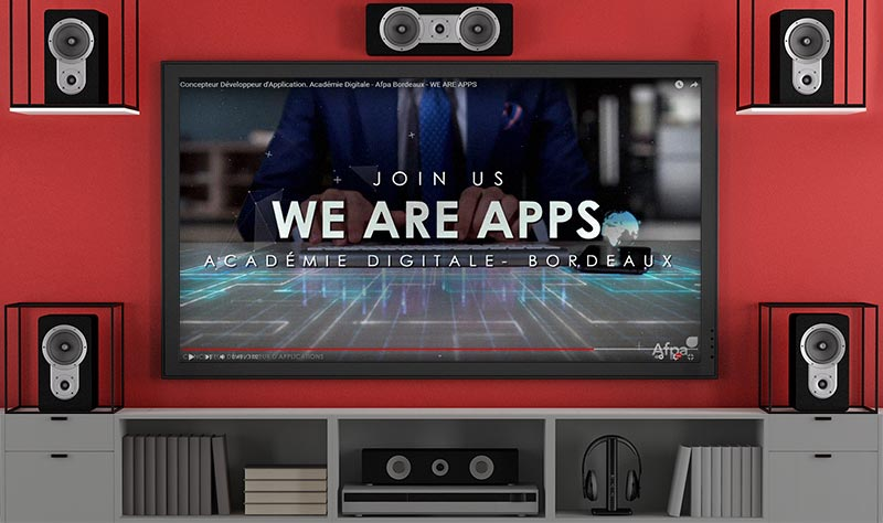 TEASER ADB AFPA «WE ARE APPS»