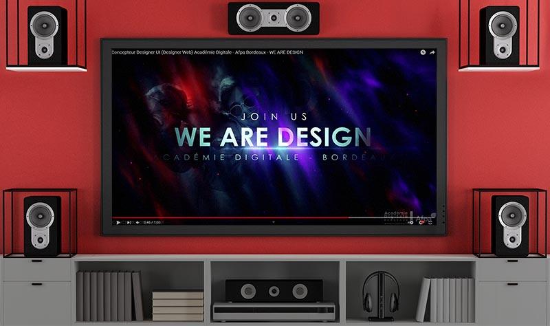 TEASER ADB AFPA « WE ARE DESIGN »