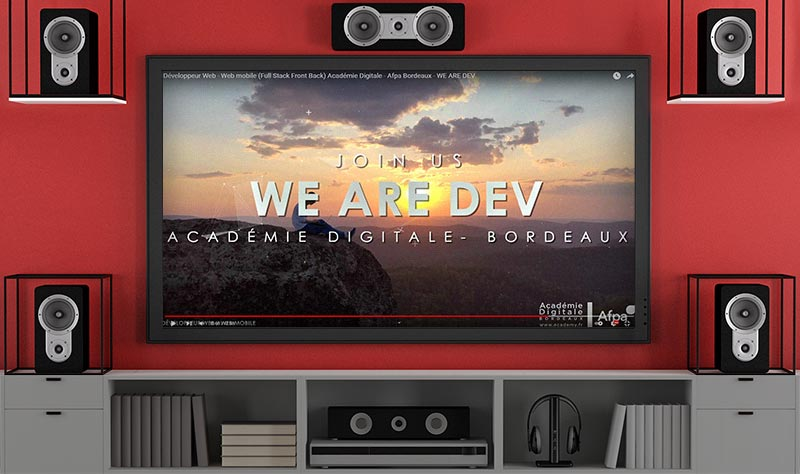 TEASER ADB AFPA «WE ARE DEV»