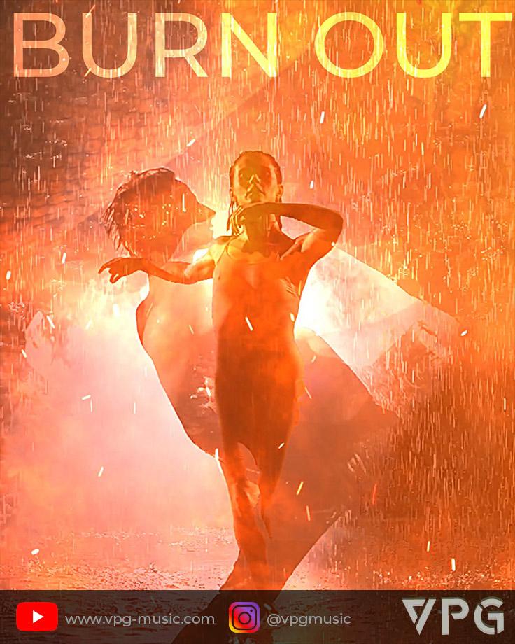 Pop Music Video «Burn Out»