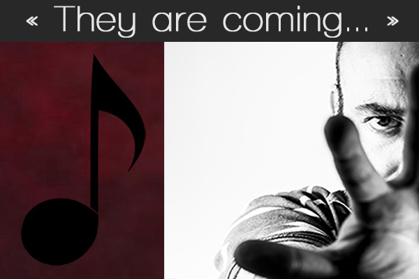 Orchestral Music «They are coming»