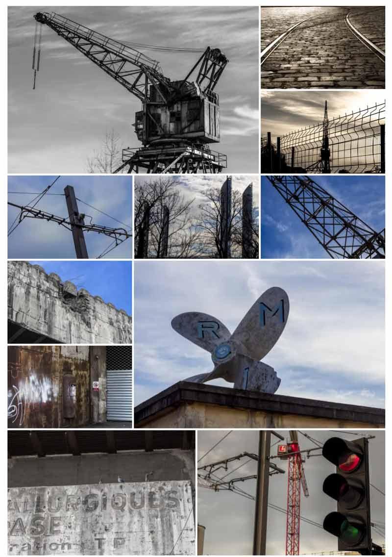 Photography «Expo Mutations Bordelaises»